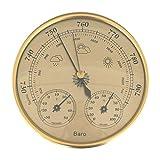 VOSAREA quadrante Tipo 3 in 1 barometro termometro igrometro misurazione dell'umidità del...
