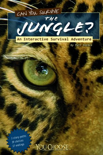 Can You Survive the Jungle? (You Choose Books)