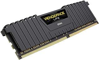 كورسير فينجيانس LPX 16GB (1x16GB) DDR4 3200 (PC4-25600) C16 محسن لآام دي رايزن - أسود