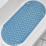 DEXI Alfombrillas de baño Extra largas 88 x 40 cm,Alfombra de Bañera...