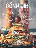 Gönn Dir! Pizza, Pasta, Burger & Sweets. Alles auf pflanzlicher Basis. Das Plant Based Kochbuch für die vegane Wohlfühlküche. Perfekt auch für Flexitarier. Von und mit Instagram-Star Alex Villena.