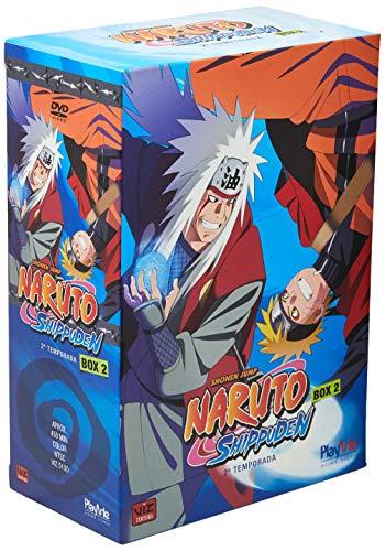 Naruto Shippuden 2ª Temporada, Box 2