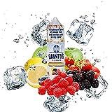 Daintys Ice - Fruit Fodder - Eco Vape E-Liquid | 50ML | Sin Nicotina: 0MG | 70VG/30PG | E-Liquido para Cigarrillos Electronicos | Vaper | E Cigarette | E Shisha