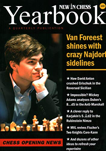 New in Chess Yearbook 134: Chess Opening News