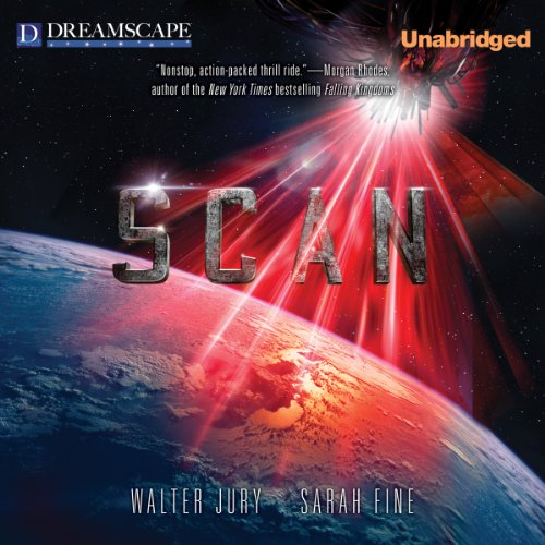 Scan Audiobook By Walter Jury, Sarah Fine cover art