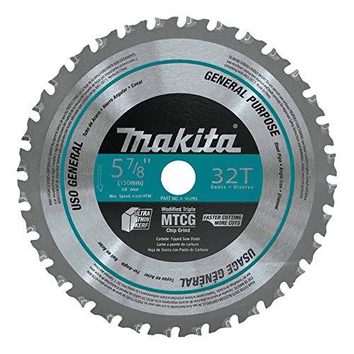 Makita B-47036 zaagblad voor metaal 150 x 20 x 32Z