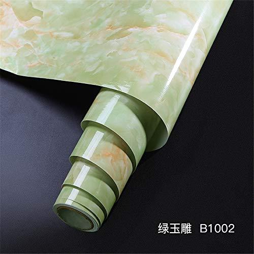 lsaiyy Wasserdicht PVC ölbeständig Nachahmung marmor Muster Aufkleber tapete fensterbank kleiderschrank Schrank renovierung Aufkleber tapete- 60cmx5m