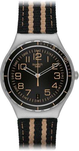Swatch YGS4033 - Reloj, Correa de Tela