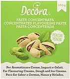 Decora 2100030 Pistacchio Pasta Puro 160 G