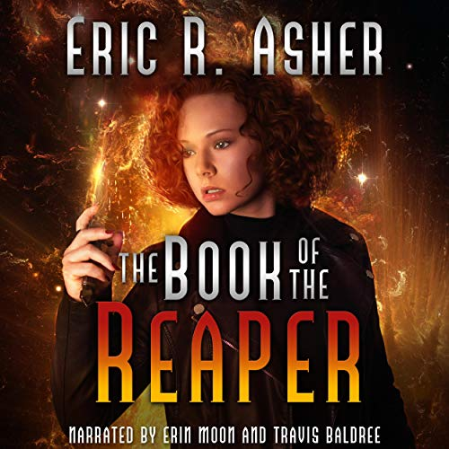 The Book of the Reaper Audiobook By Eric Asher cover art