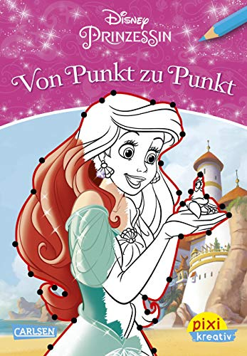 Pixi kreativ 115: Disney Prinzessin - Von Punkt zu Punkt