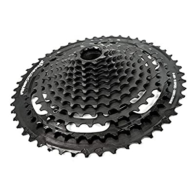 ethirteen Components TRS Plus 12-Speed Cassette Black, 9-50t