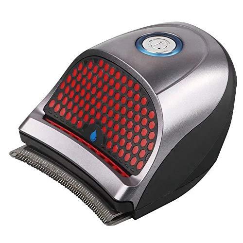Mannen tondeuse Electric zelf haircut kapsel je thuis kit met tondeuses draadloze batterij-scheren machine met 9 kammen