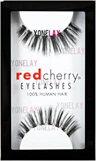 #110 Strip False Eyelashes by Red Cherry (6 Pairs)
