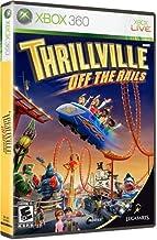 Thrillville Off the Rails [Importación Inglesa]