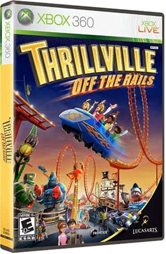 Thrillville Off the Rails [Importación Inglesa]