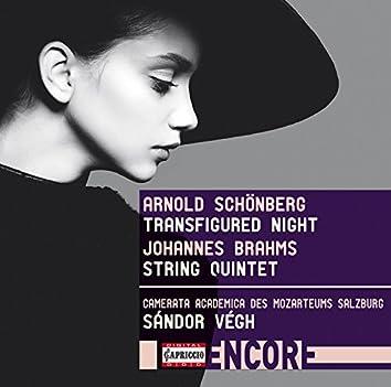 Brahms: String Quintet, Op. 111 - Schoenberg: Verklärte Nacht, Op. 4