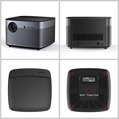 XGIMI H2 19201080 dlp Proyector Full HD 1350 lúmenes ANSI Proyector 3D Soporte 4K Android WiFi Bluetooth Beamer