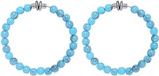 GrandUAE Women's Alloy Earring, Blue