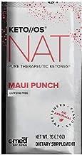 Pruvit Keto//OS NAT Caffeine Free, BHB Salts Ketogenic Supplement - Beta Hydroxybutyrates Exogenous Ketones for Fat Loss, ...
