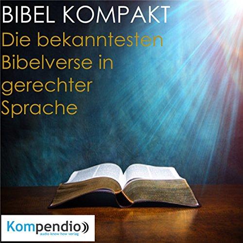 Die bekanntesten Bibelverse in gerechter Sprache audiobook cover art