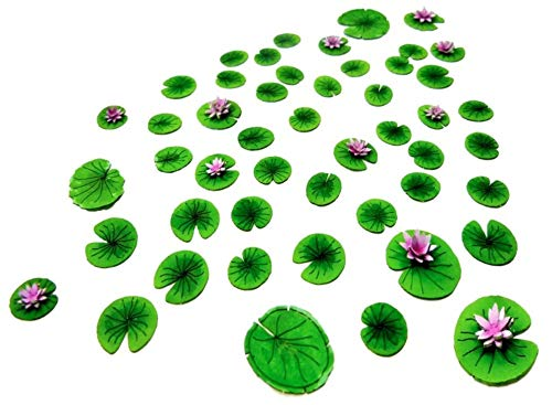 Green Stuff World Paper Plants - Nenúfar