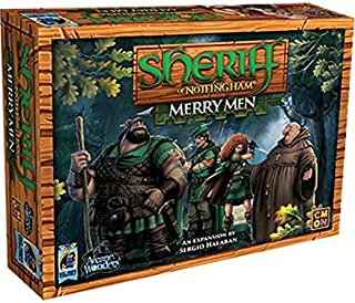 Sheriff of Nottingham Merry Men Strategy Game