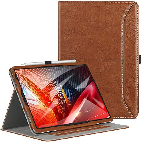 Ztotop Case for New iPad Air 4 Case 10 9 Inch Premium Leather Folding Stand Case Cover with product image
