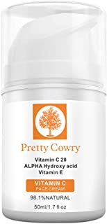 ALPHA Hyaluronic Acid Facial Cream,ROMANTIC BEAR Vitamin c 100% Prue Natural Serum Remove Acne Anti Wrinkle (A)