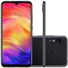 "Xiaomi Redmi Note 7 128GB + 4GB RAM 6.3"" FHD+ LTE Factory Unlocked 48MP GSM Smartphone (Global Version, No Warranty) (Spac..."