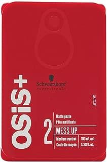 Schwarzkopf OSIS+ 2 Mess Up Matte Paste - 100ml