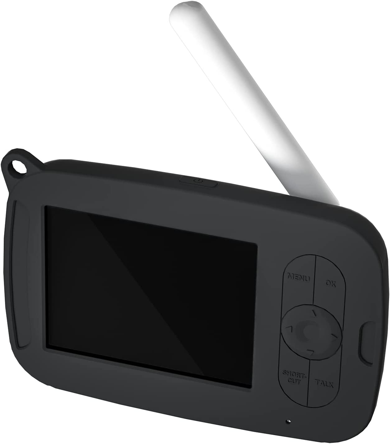 Aobelieve Silicone Cover for Infant Optics DXR-8 Standalone Monitor, Black