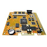 TX GIRL PCB Circuit Game Board Multi Juegos VGA Salida VGA para Arcade Game Machine 7 En 1 Juego Tablero Amarillo 60-94% Tasa De Victoria (Size : 7 In 1)