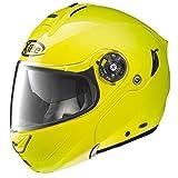 X-Lite X 1003 Hi - visibility n - COM casco modular amarillo Talla:M+