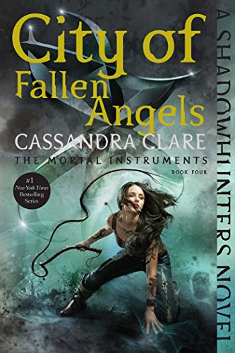 Image of City of Fallen Angels (4) (The Mortal Instruments)