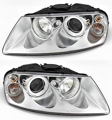 05 touareg headlight assembly - 4