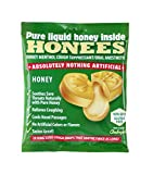 Honees Original Honey Menthol Cough Drops, 20 Count Bag, 12 Pack