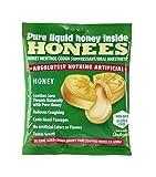 Honees Original Honey Menthol Cough Drops, 20 Count (Pack of 1)
