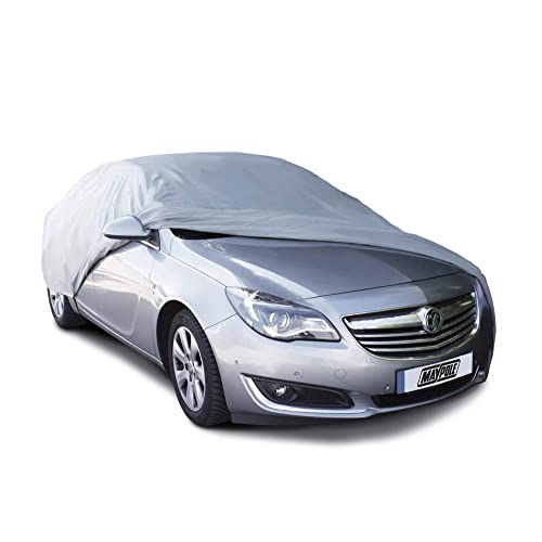 Sumex COV resistente al agua y transpirable exterior Full coche proteger Cubierta Para Fiat Punto