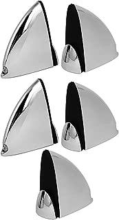 para Cristal de 6 mm con separaci/ón de hasta 28 mm /«SuperClear/» HNNHOME/® Sello para mampara de Ducha