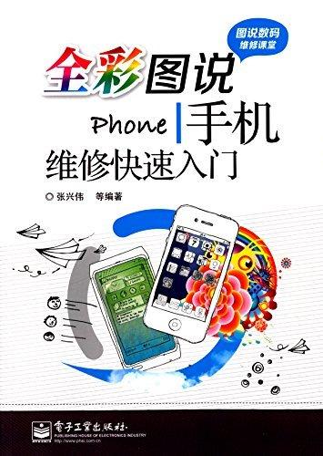 フルカラー写真は携帯電話修理クイックスタートを言います(図はデジタル保守教室を言います)