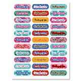Get Well Bandage Stickers- Set of 66 Stationery Stickers