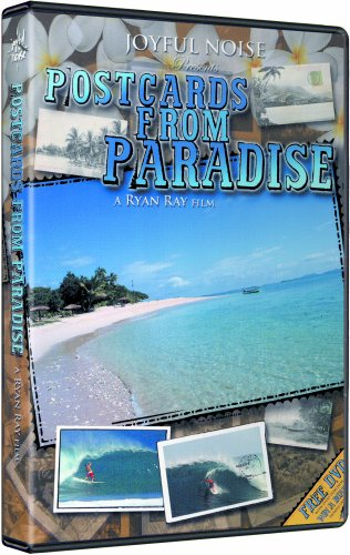Ally Distribution Postcards from Paradise Surfing DVD