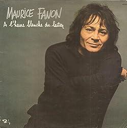 Maurice Fanon : à l'heure blanche du laitier- barclay 80551