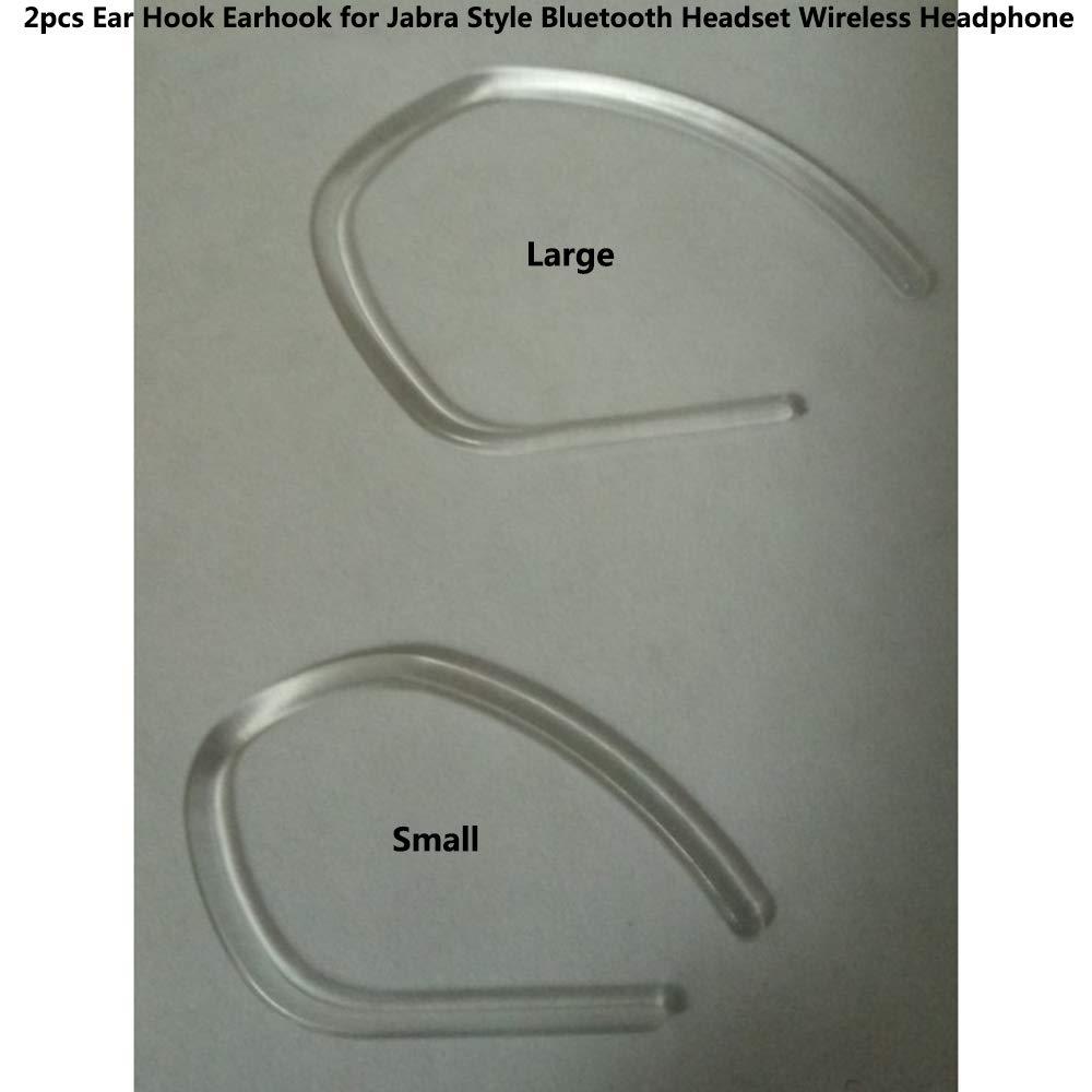 Amazon Com Baqi 1 Pair Ear Hooks For Jabra Style Bluetooth Headset Wireless Headphones Electronics
