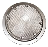 Arcon 10705 Scare Light with Clear Lens and Surface Mount
