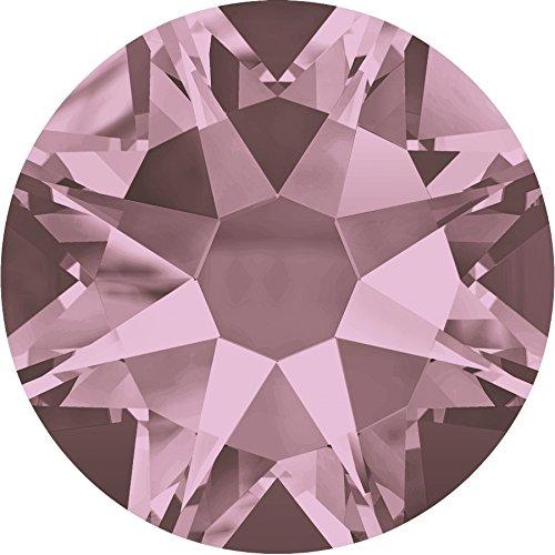 Swarovski® Kristalle 2088 ohne Kleber SS20 (ca. 4.7mm) 100 Stück Crystal Antique Pink
