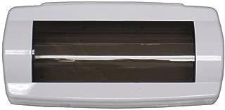 Seaworthy White Marine Stereo Cover