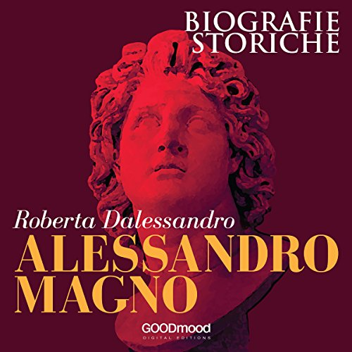 Alessandro Magno audiobook cover art