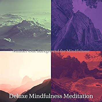 Number One Background for Mindfulness
